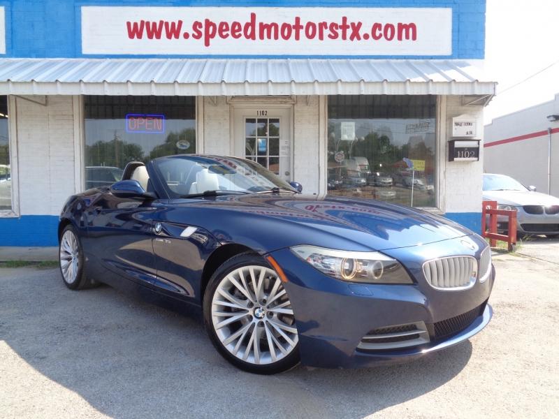 BMW Z4 2009 price $24,497