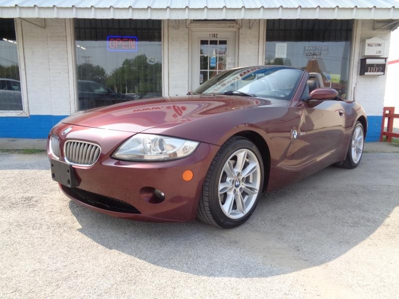 BMW Z4 2005 price $13,797