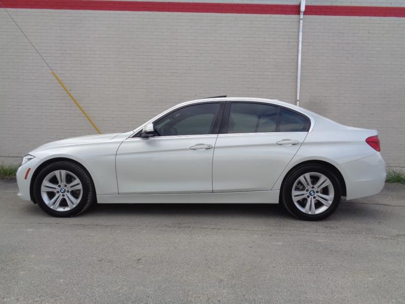 BMW 3-Series 2016 price $18,297