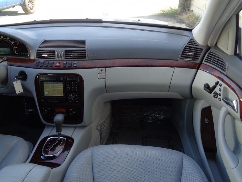Mercedes-Benz S-Class 2002 price $11,997