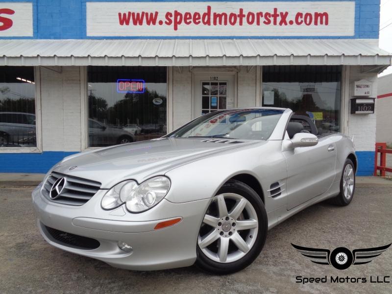 Mercedes-Benz SL-Class 2003 price $16,497
