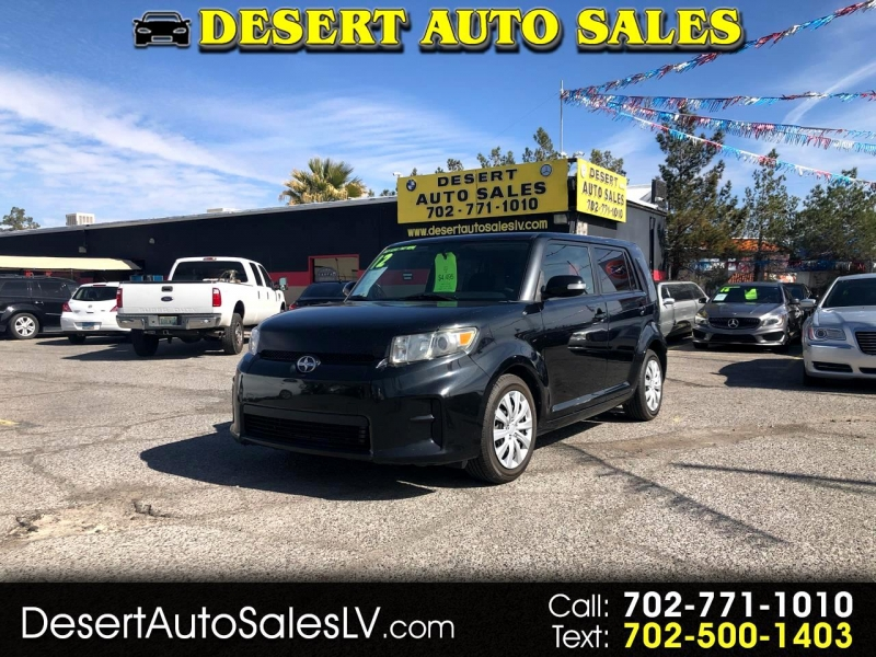 Scion xB 2012 price $5,955