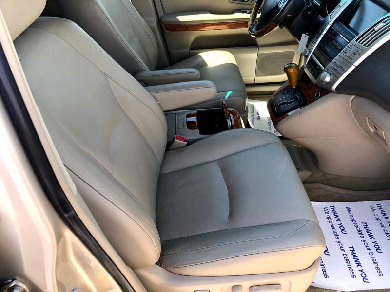 Lexus RX 350 2007 price $9,492