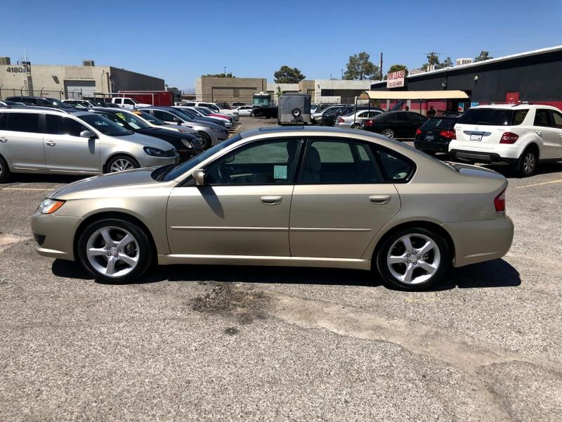 Subaru Legacy (Natl) 2008 price $5,997