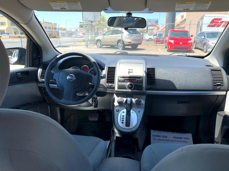 Nissan Sentra 2012 price $8,195