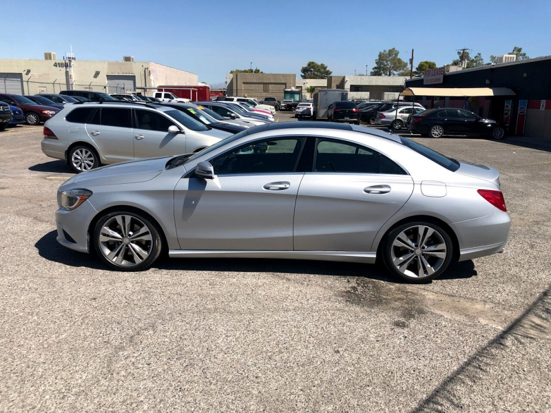 Mercedes-Benz CLA-Class 2014 price $17,994