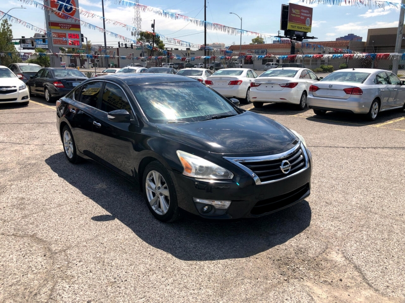 Nissan Altima 2014 price $9,349