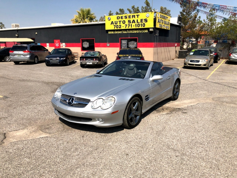 Mercedes-Benz SL-Class 2004 price $11,993