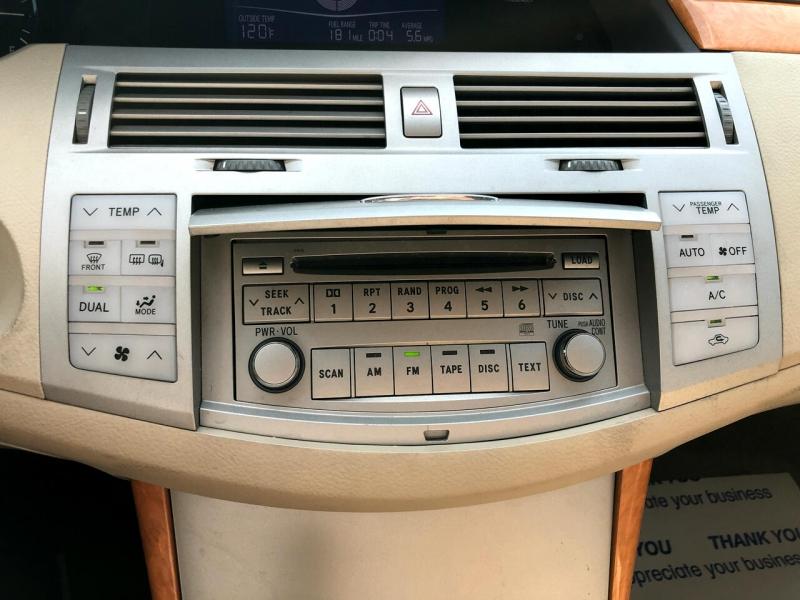Toyota Avalon 2007 price $7,997