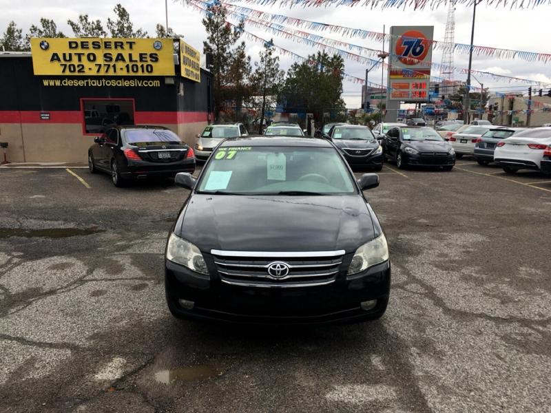 Toyota Avalon 2007 price