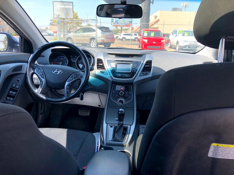 Hyundai Elantra 2015 price $10,699