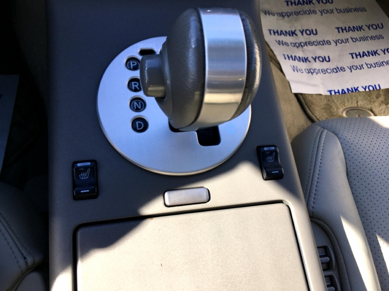 Infiniti G35 Sedan 2004 price