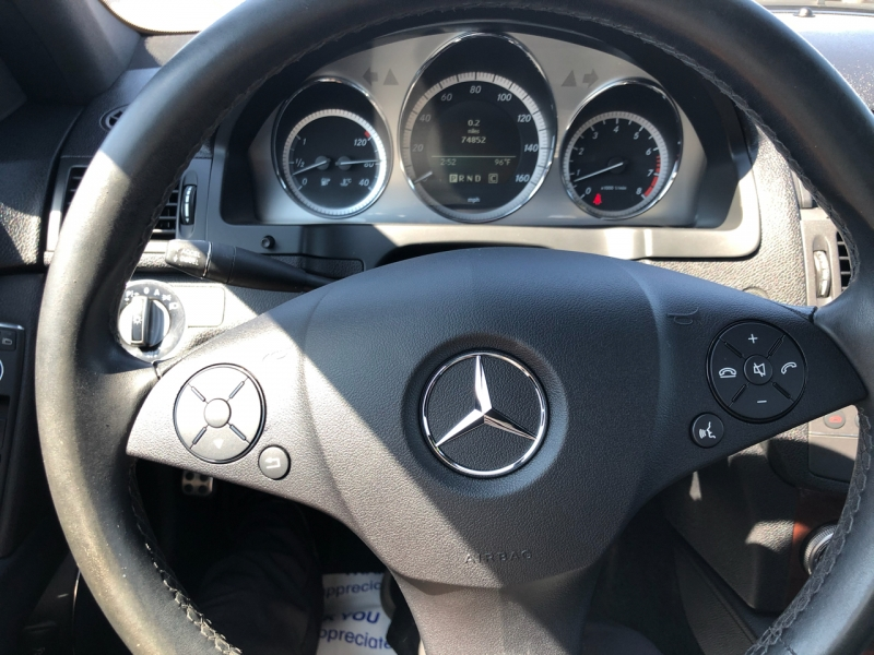 Mercedes-Benz C-Class 2010 price $10,499
