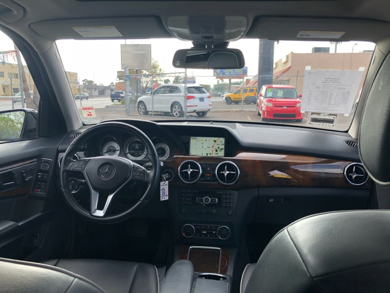 Mercedes-Benz GLK-Class 2014 price $16,999