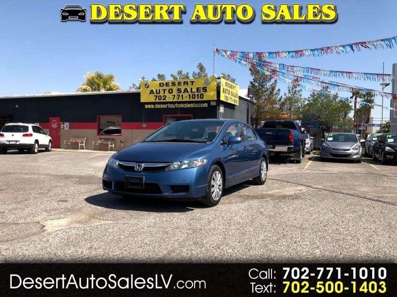 Honda Civic Sdn 2009 price $7,499