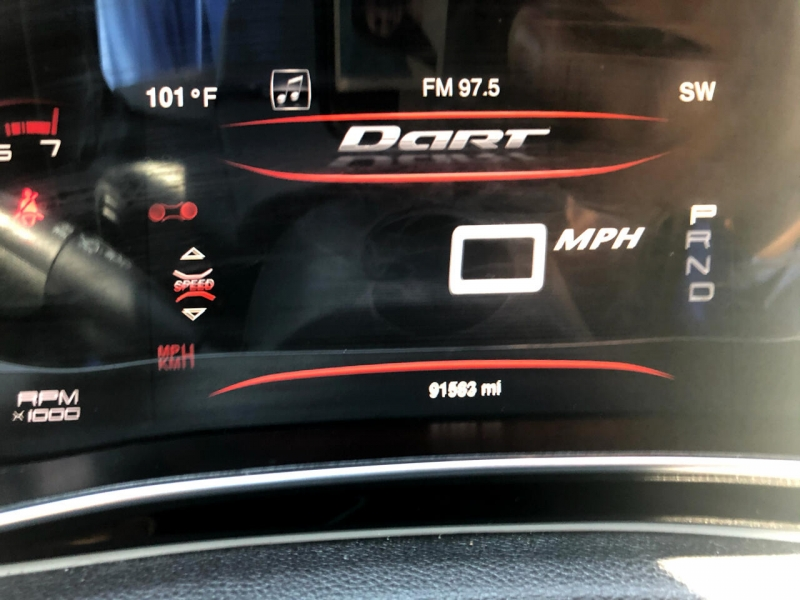 Dodge Dart 2014 price $9,999