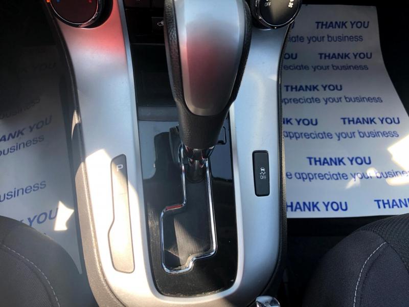 Chevrolet Cruze 2015 price