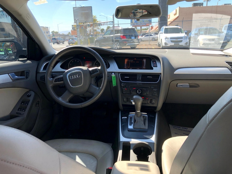 Audi A4 2011 price $9,495