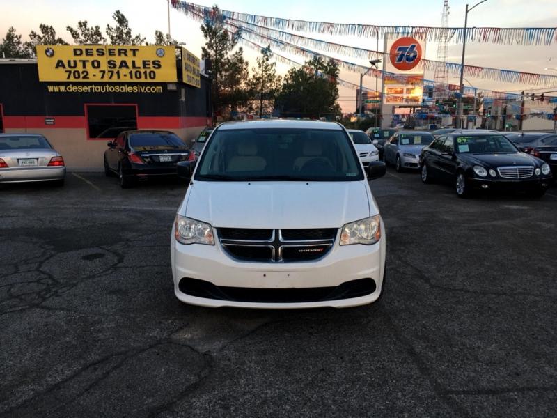 Dodge Grand Caravan 2013 price $8,495