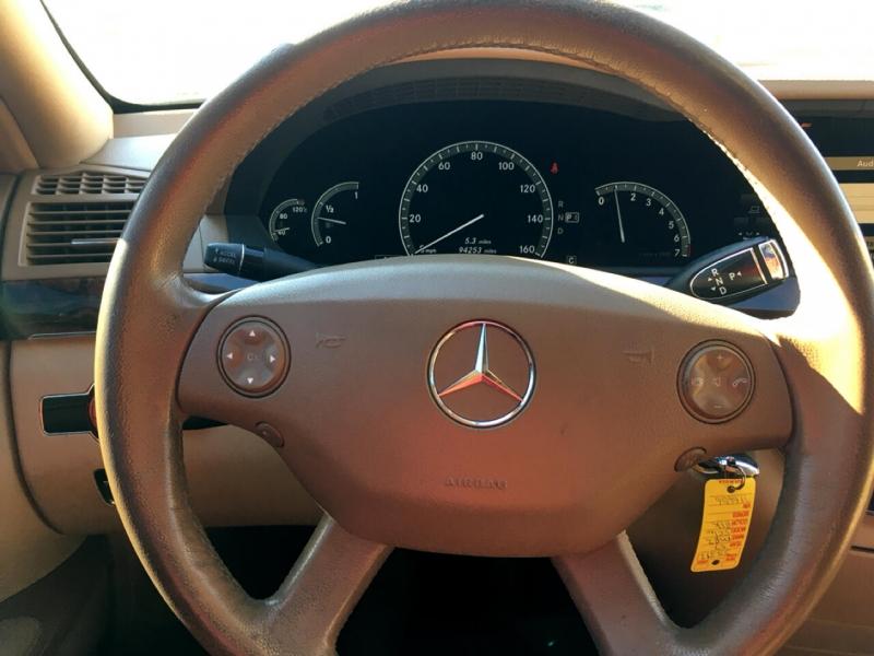 Mercedes-Benz S-Class 2007 price $12,298