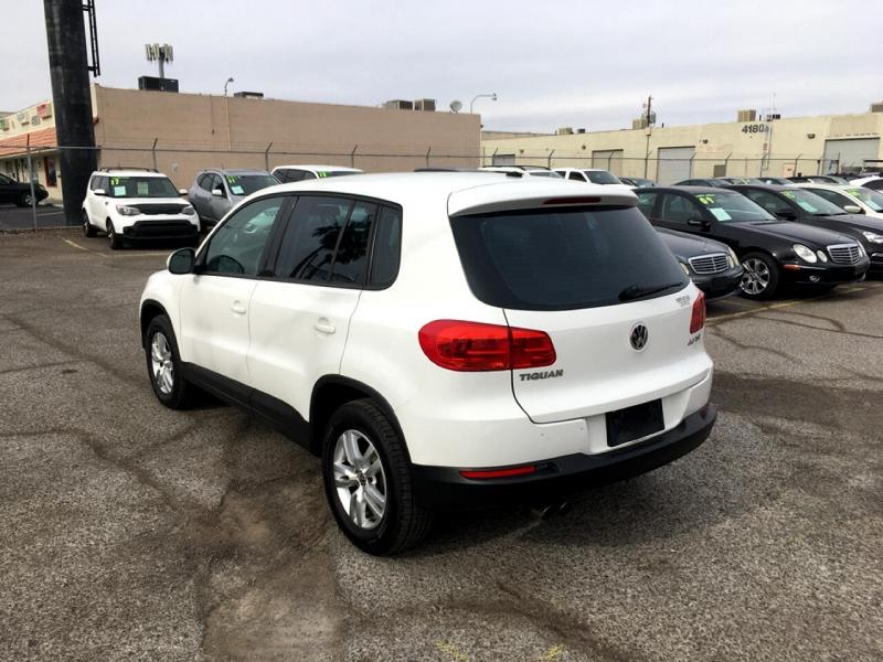 Volkswagen Tiguan 2012 price