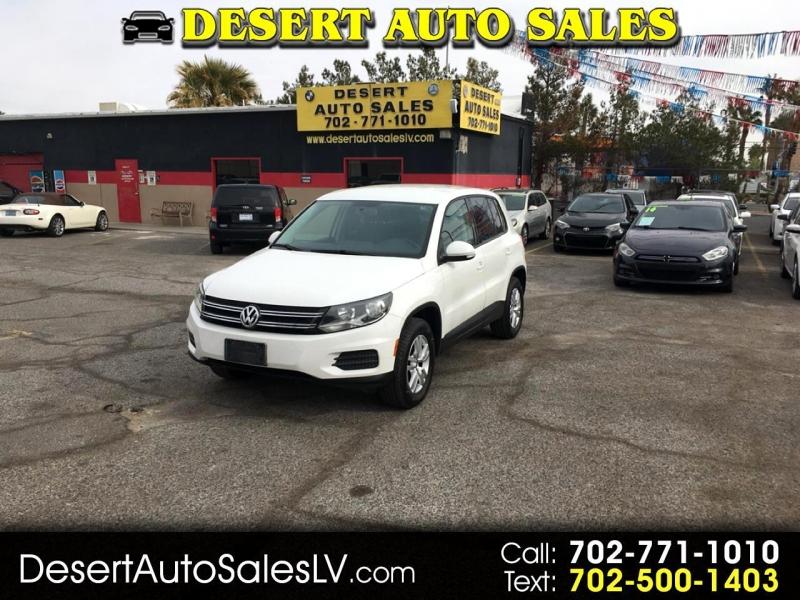 Volkswagen Tiguan 2012 price $7,494