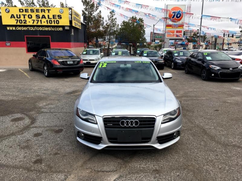 Audi A4 2012 price
