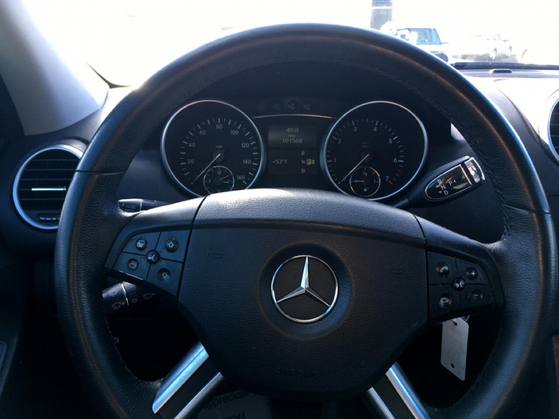 Mercedes-Benz M-Class 2007 price