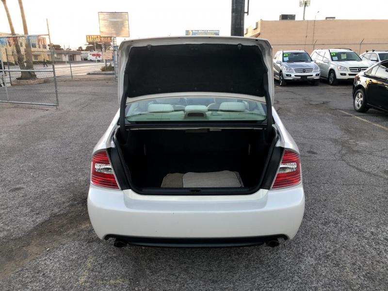 Subaru Legacy Sedan 2007 price