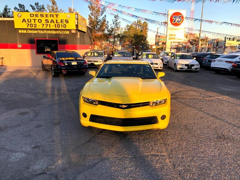 Chevrolet Camaro 2015 price $14,999