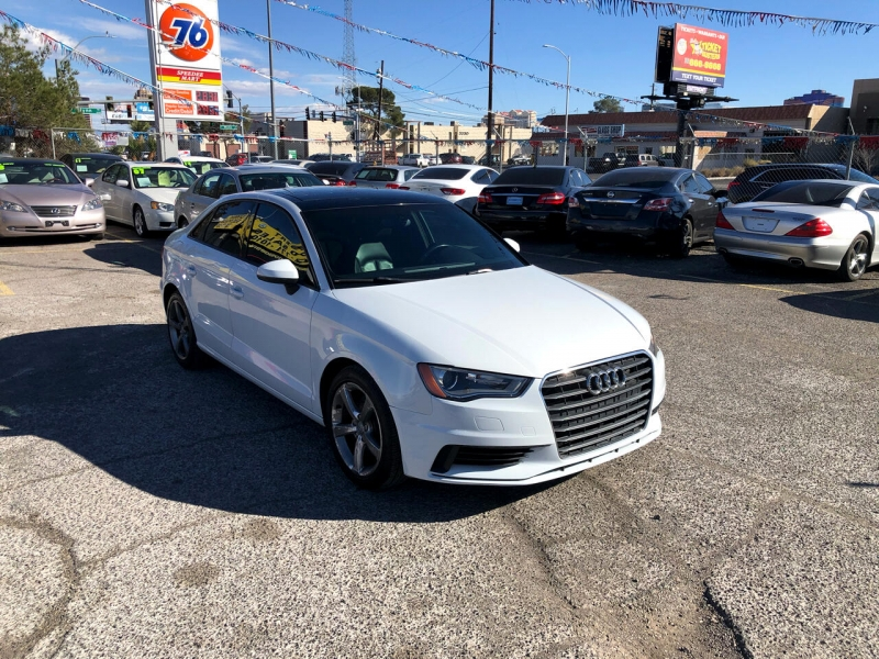 Audi A3 2015 price $12,999