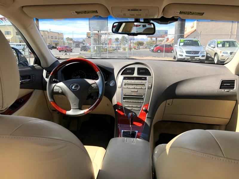 Lexus ES 350 2007 price $9,495