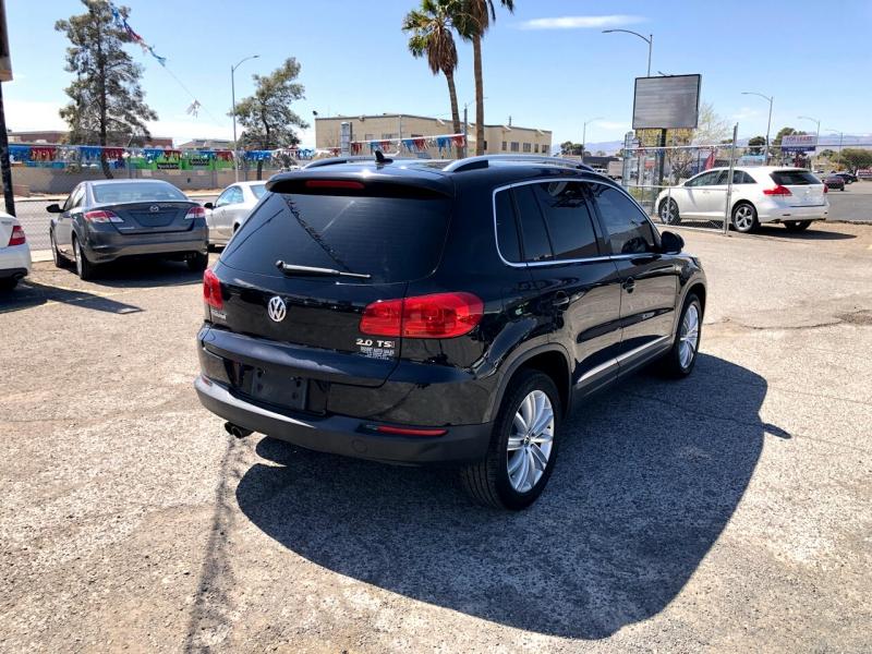 Volkswagen Tiguan 2014 price $11,495