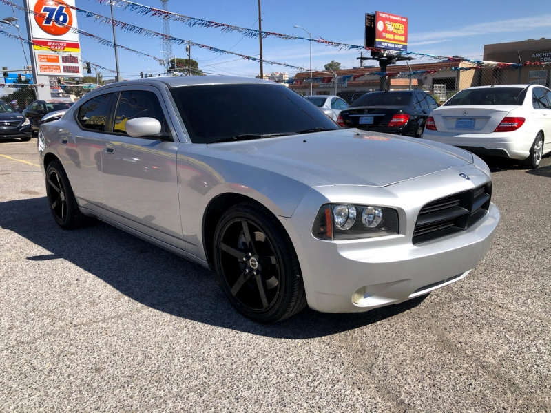 Dodge Charger 2008 price $9,495