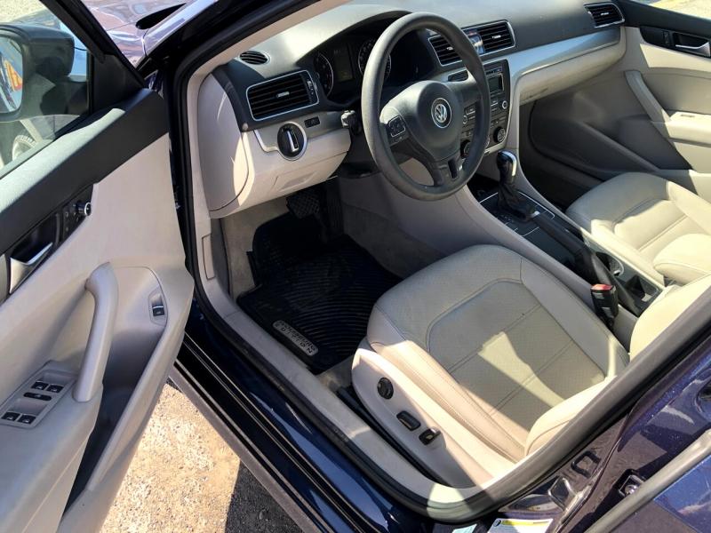 Volkswagen Passat 2013 price $9,495