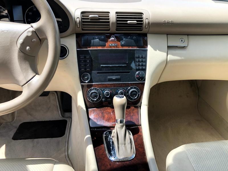 Mercedes-Benz C-Class 2005 price $6,495
