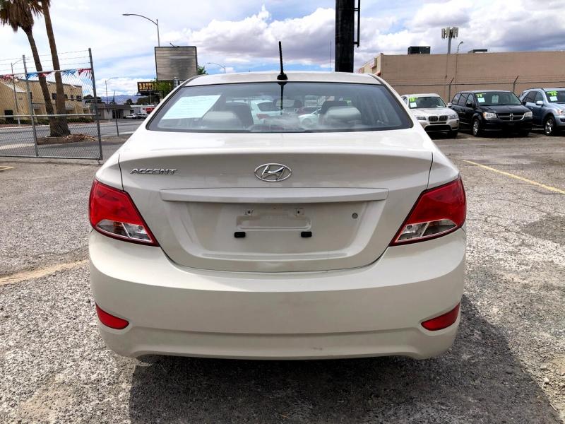 Hyundai Accent 2016 price $8,495