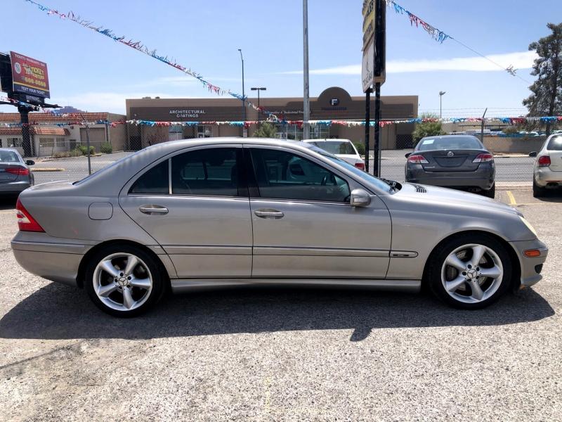 Mercedes-Benz C-Class 2005 price $7,399
