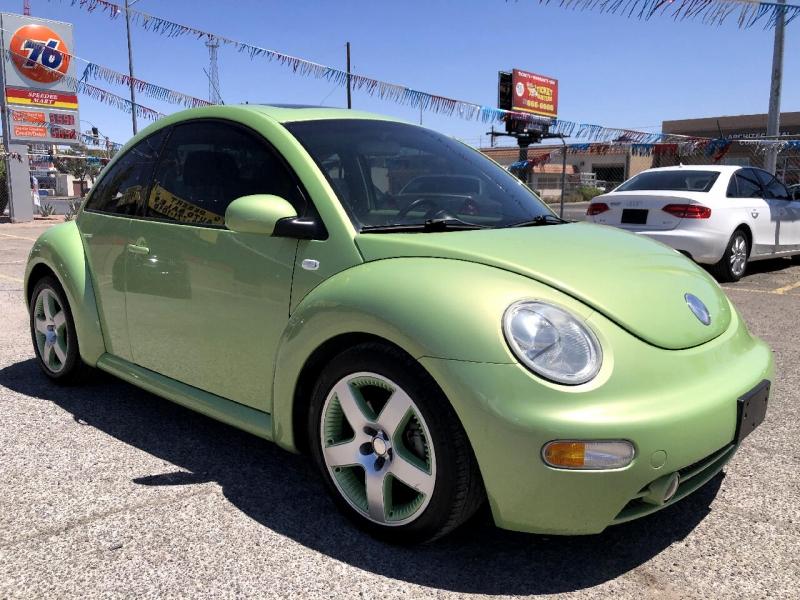 Volkswagen New Beetle Coupe 2003 price $5,995