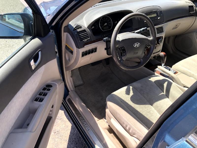 Hyundai Sonata 2006 price $6,495