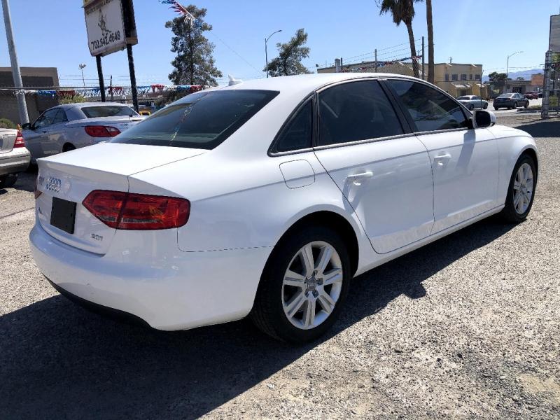 Audi A4 2011 price $10,482