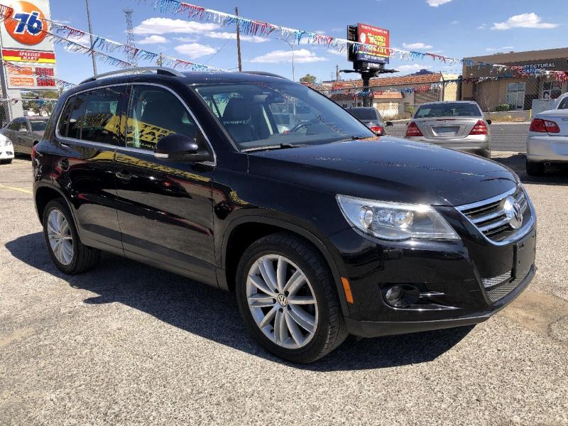 Volkswagen Tiguan 2011 price $8,995