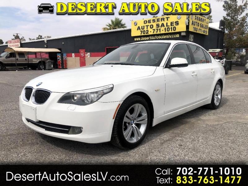 BMW 5 Series 2010 price $11,983