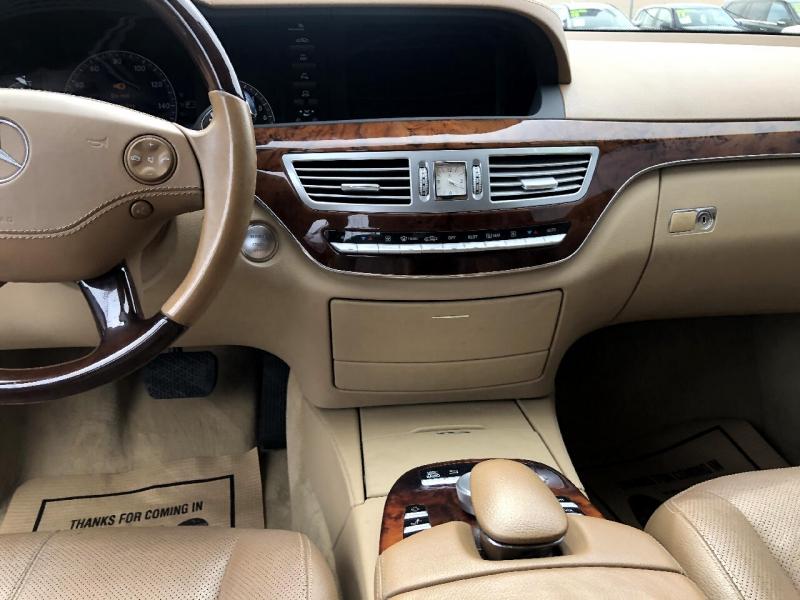 Mercedes-Benz S-Class 2007 price $14,483