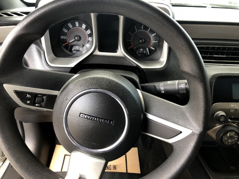 Chevrolet Camaro 2010 price $11,583