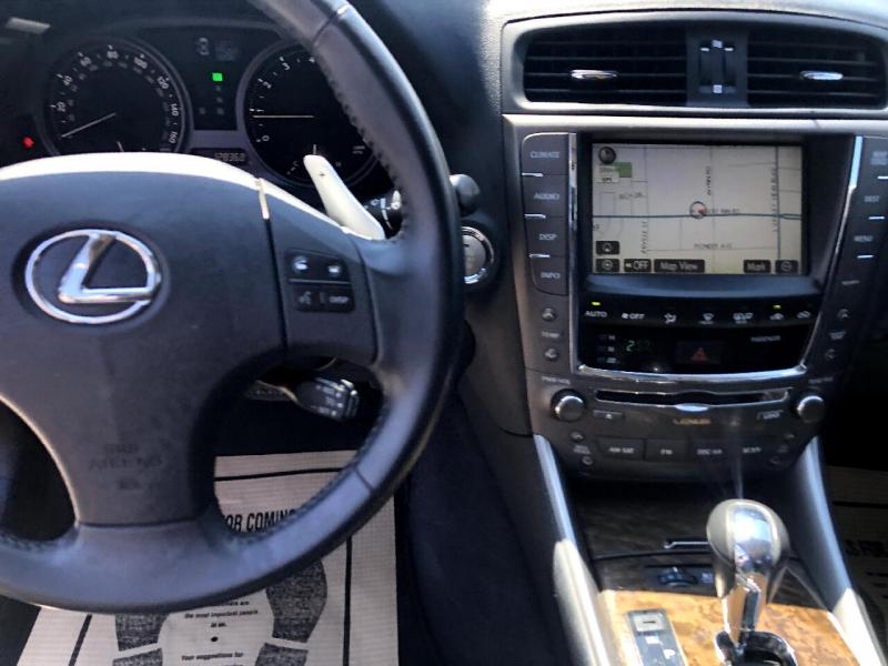 Lexus IS 250 2009 price $11,493