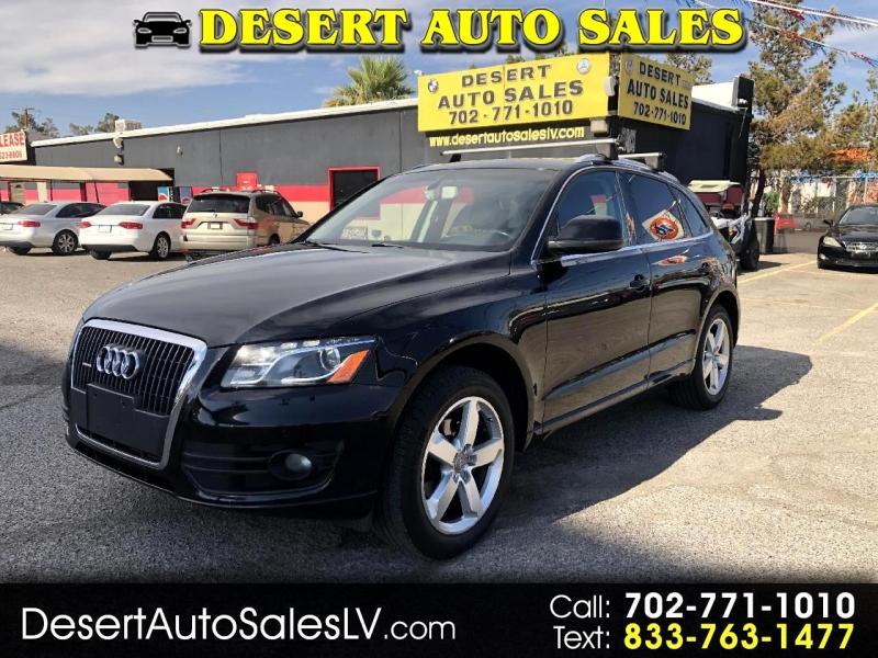 Audi Q5 2012 price $12,992