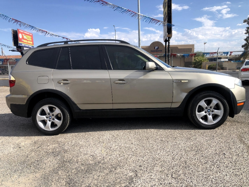 BMW X3 2007 price $7,993