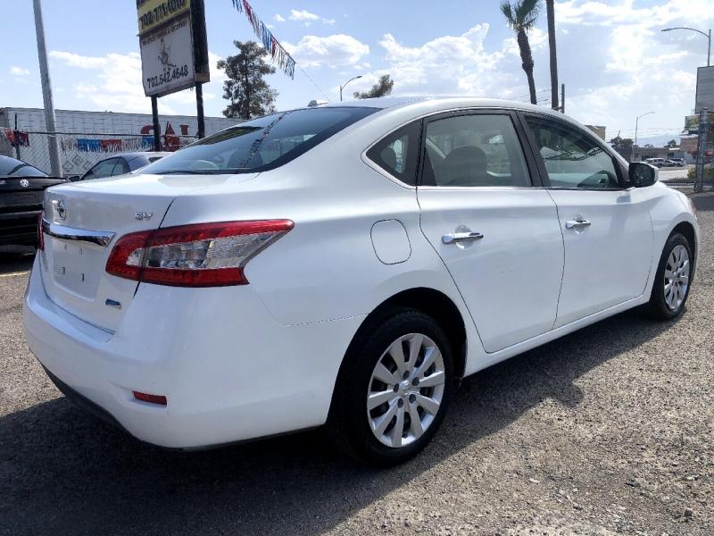 Nissan Sentra 2014 price $7,499