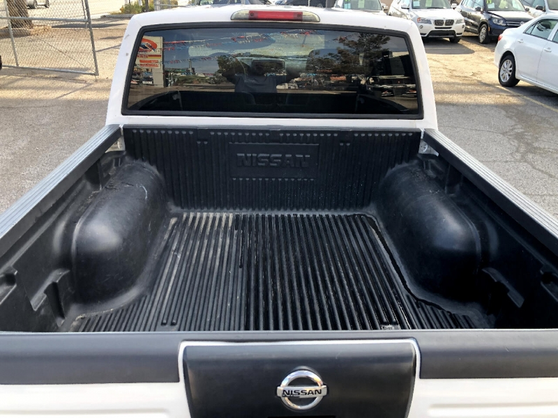 Nissan Frontier 2WD 2004 price $10,995